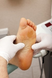 Chiropody & Podiatry treatment at The Abbots Langley Clinic